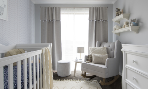 The unisex nursery: A practical and timeless choice