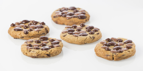 Foodie Friday: Darren Purchese's chocolate chip cookies