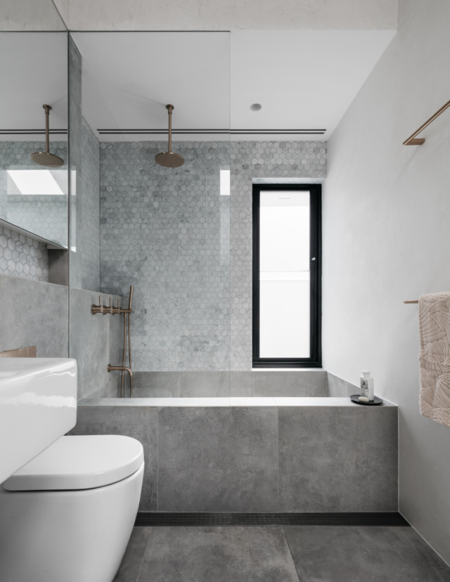 Queens Park project - bathroom