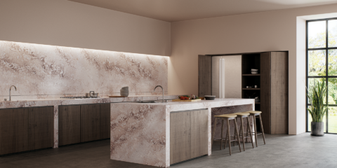 Caesarstone new colours 2018: texture and patina rule