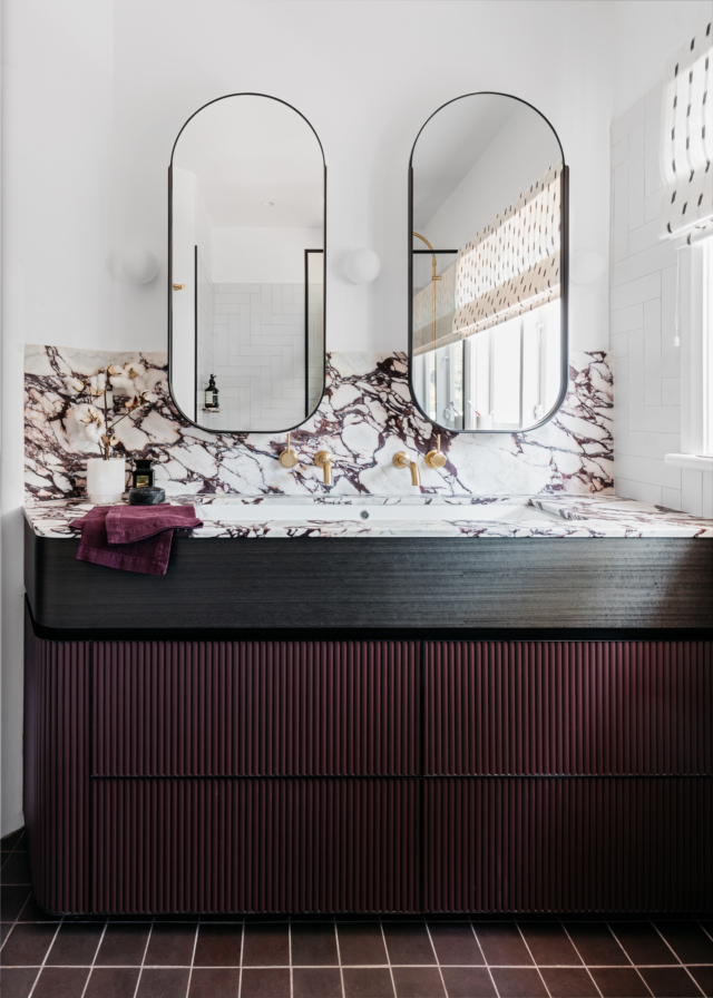 Woollahra project bathroom