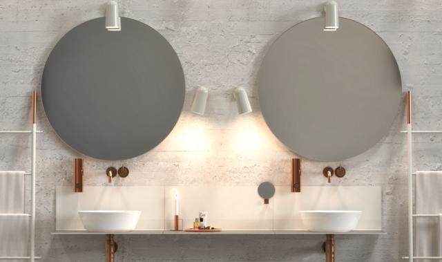 Frost Denmark mirrors