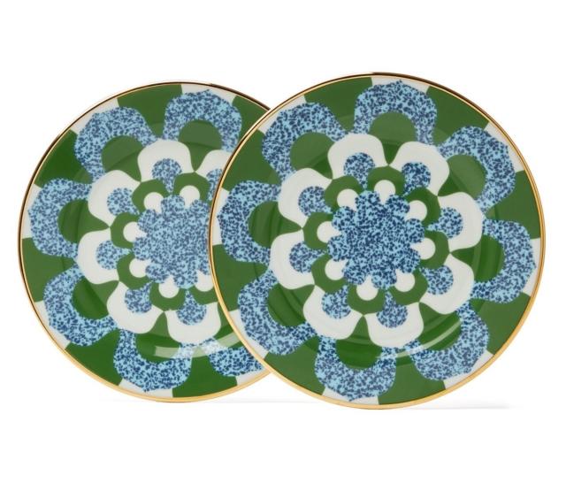 Double J plates
