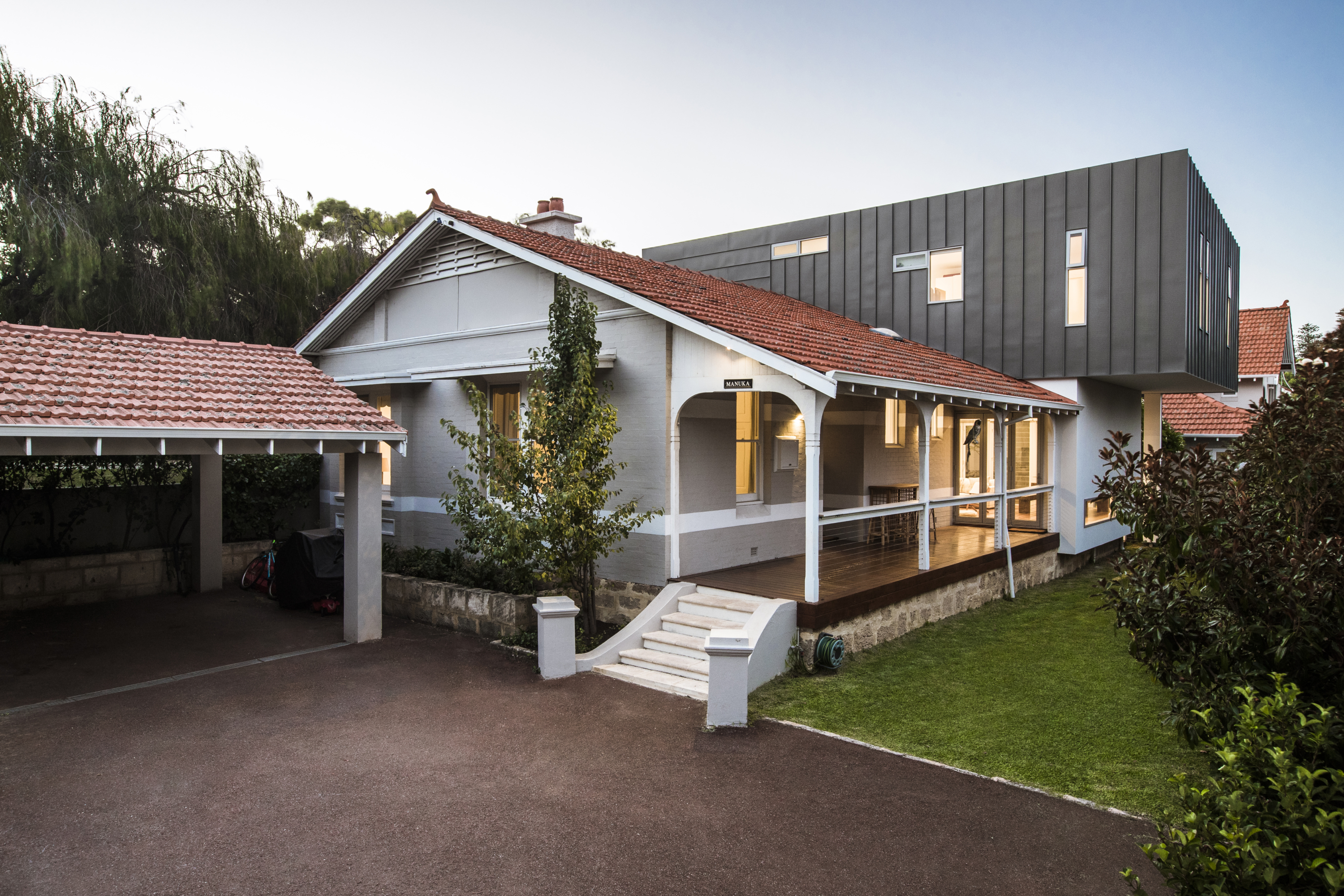 Pleasant Prefab Extension Home Doubled In Size In Just 6 Weeks Home Remodeling Inspirations Cosmcuboardxyz