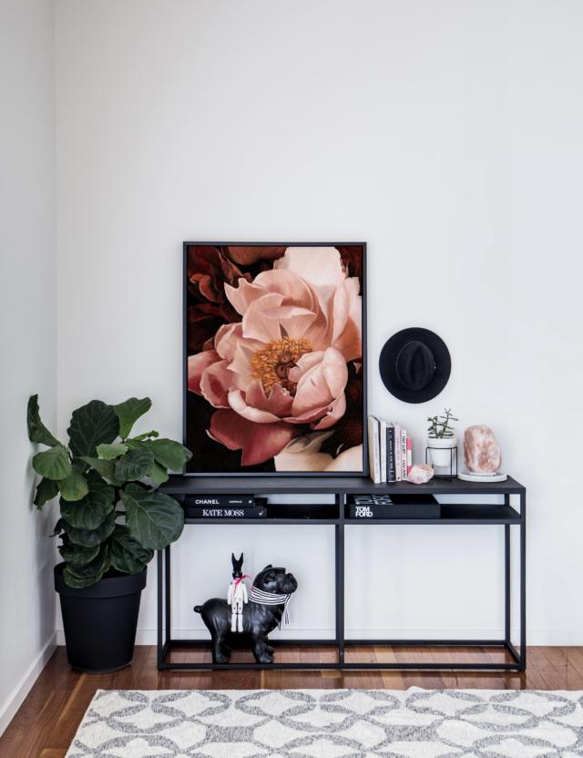 'Flourish' print