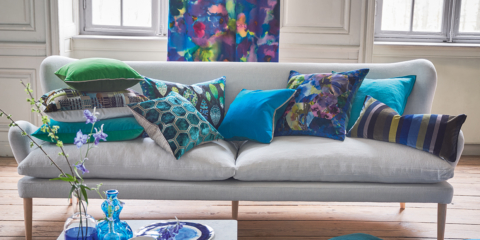 Get expert advice at Designers Guild next month