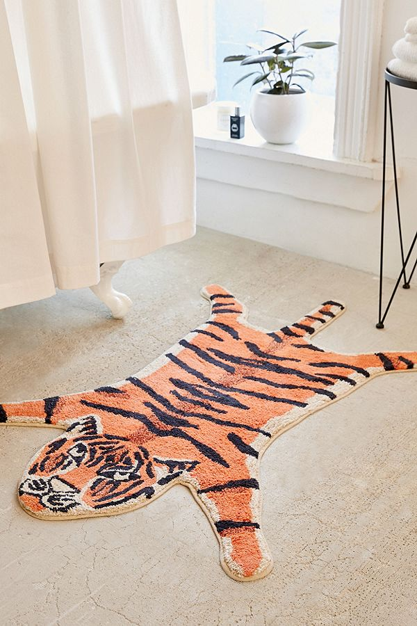 Urban Outfitters bath rug