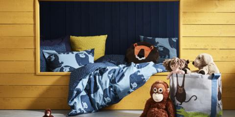 IKEA kids: new ranges explore endangered wildlife