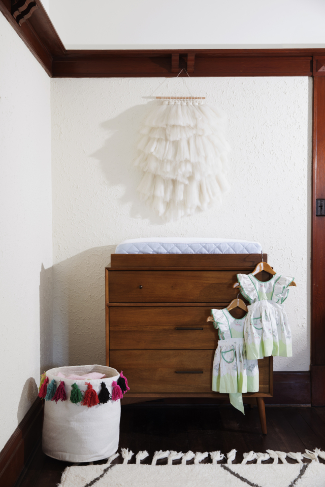 Rockabilly baby: A stylish mid-century twin nursery - The ...