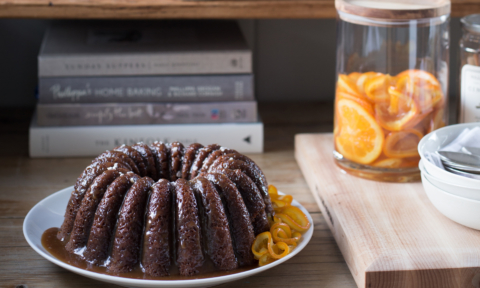 Foodie Friday: Spiced Orange Sticky Date Pudding