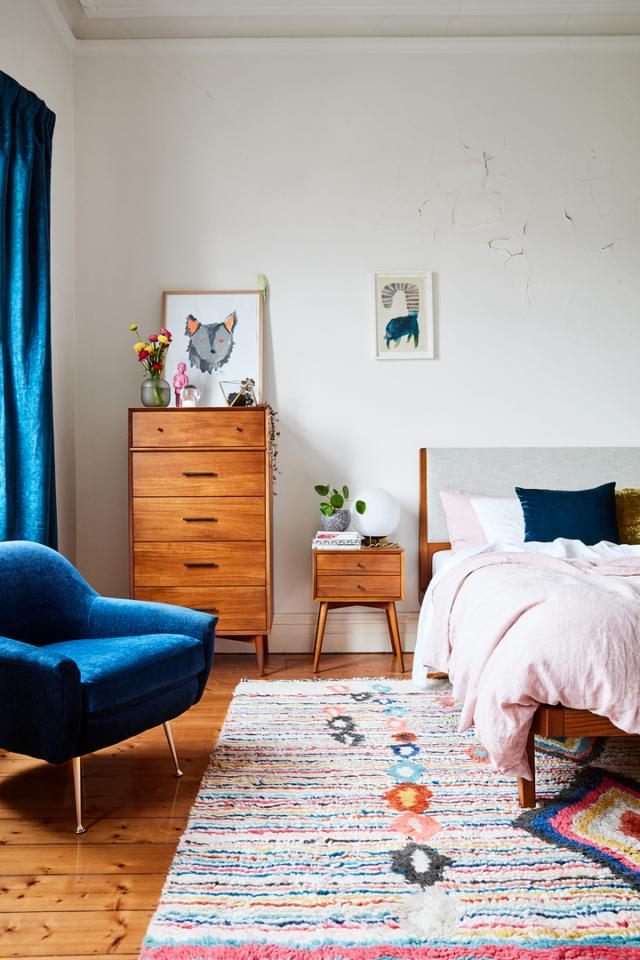 Beci Orpin bedroom