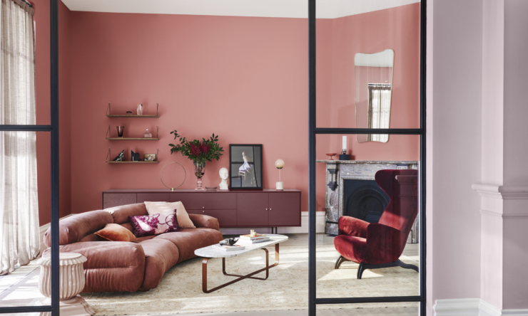 Paint colours 2019: New neutrals & brights from Dulux