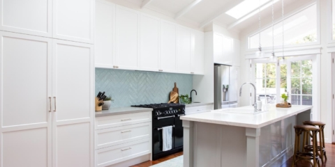 Reno inspo: Check out this fab kitchen before & after!