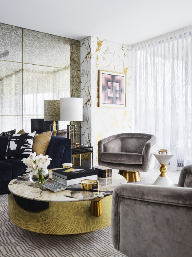 This New York city apartment designed by