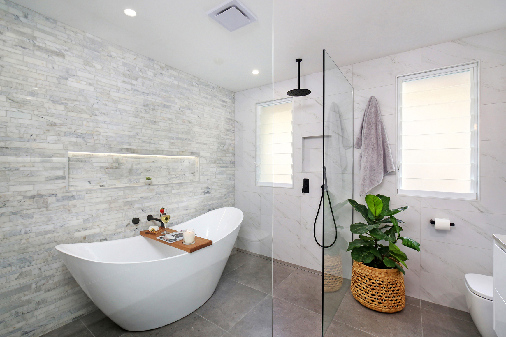 Bathroom Budget Breakdown: Where To Splurge And Save