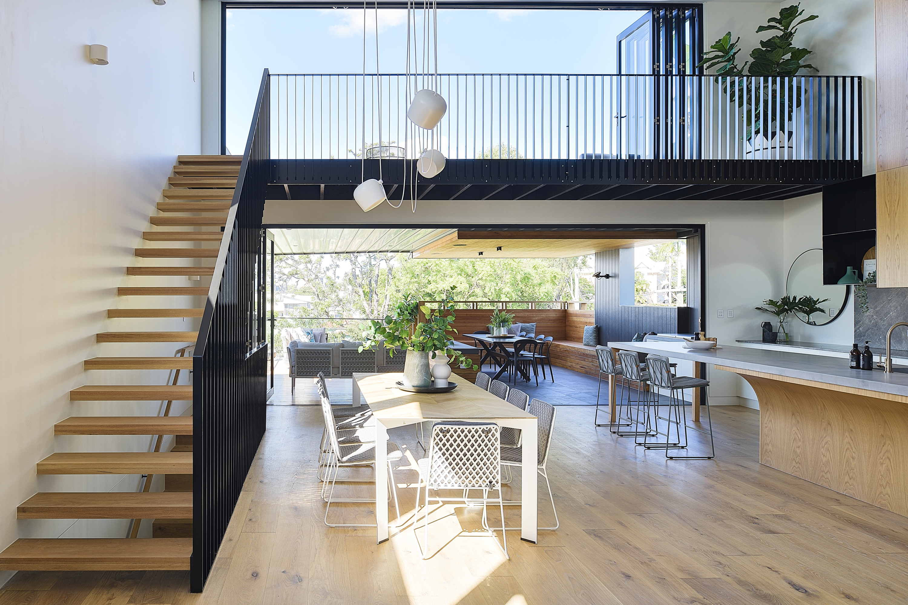 Real Home Brisbane Builders Four Level Dream Abode  The