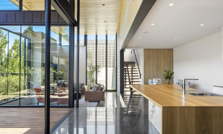 Real home: A Palm Springs inspired abode in Bendigo