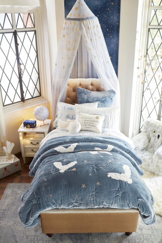 Harry Potter Bedroom Dreams With Pottery Barn Kids The