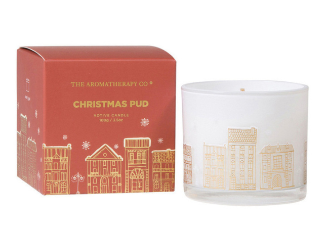 Aromatherapy co candle