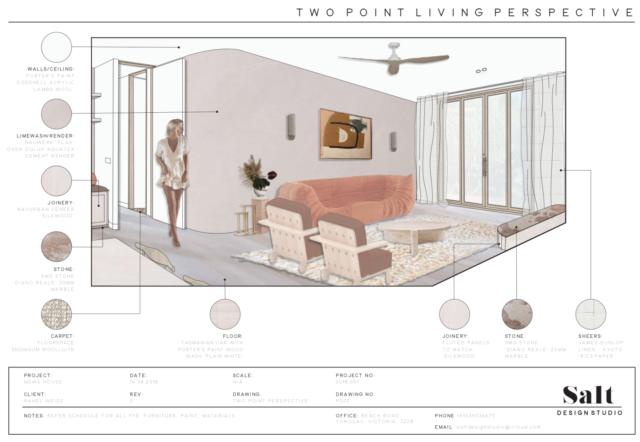 Kiera Sehmish living room concept