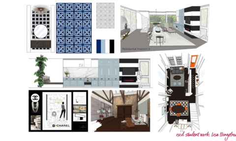 iscd: Online interior design courses with a difference