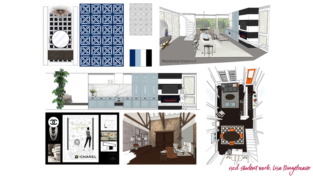 Iscd: Online Interior Design Courses With A Difference   The Interiors  Addict