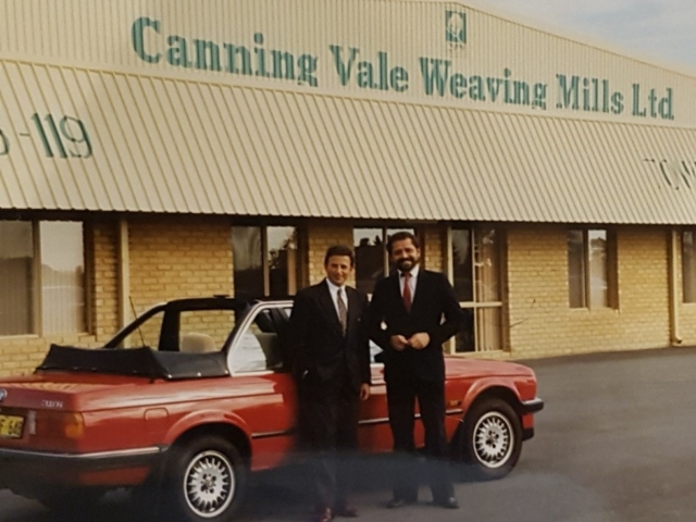 Canningvale in 1986