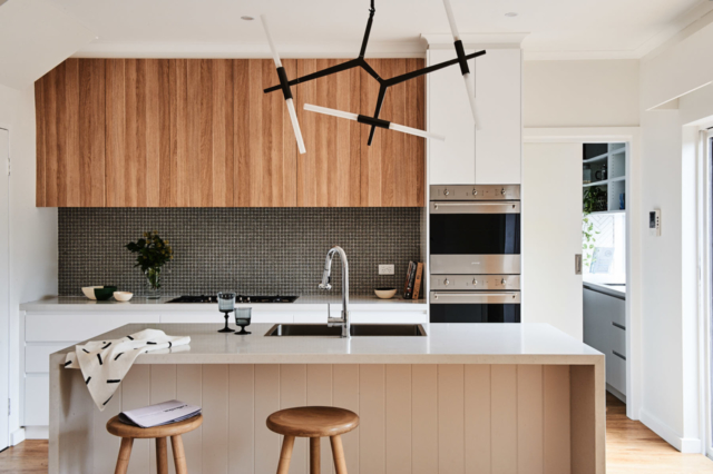 Melbourne apartment kitchen