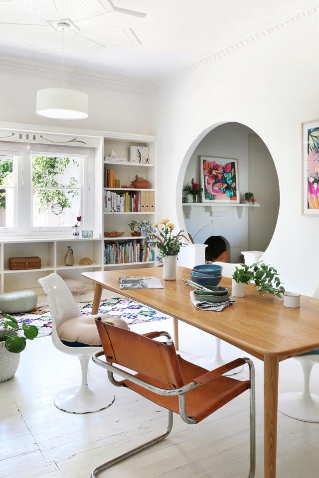 Alex Carter dining room