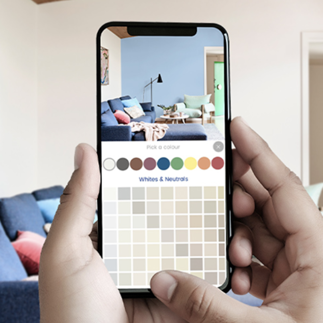 Dulux Colour app