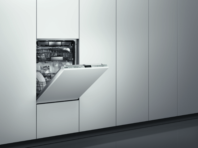Gaggenau integrated dishwasher