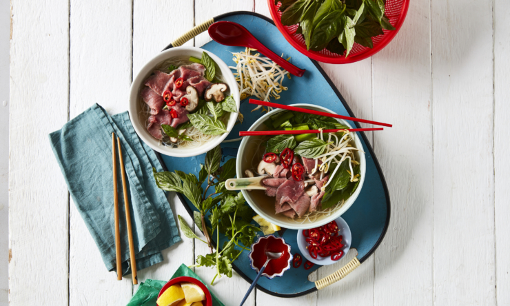 Foodie Friday: Vietnamese lamb pho
