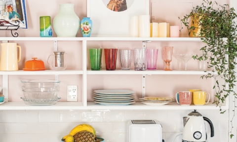 Upcycling inspo: This kitchen facelift cost just $625!
