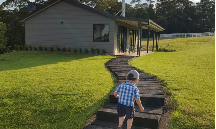 Luxury farm stay: my family's escape to Eden (in NSW)