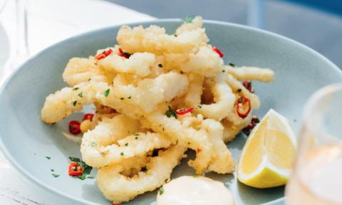 Foodie Friday: Salt and chilli calamari