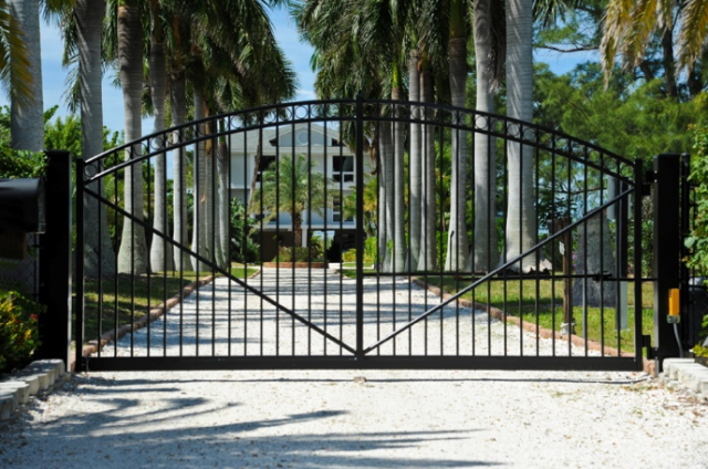 Gate - supplied image
