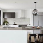 Cool grey features in Henley's Ashbury display