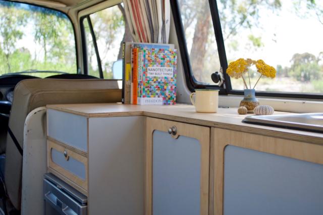 VW Kombi vans: New retro flat-pack DIY interior kits - The