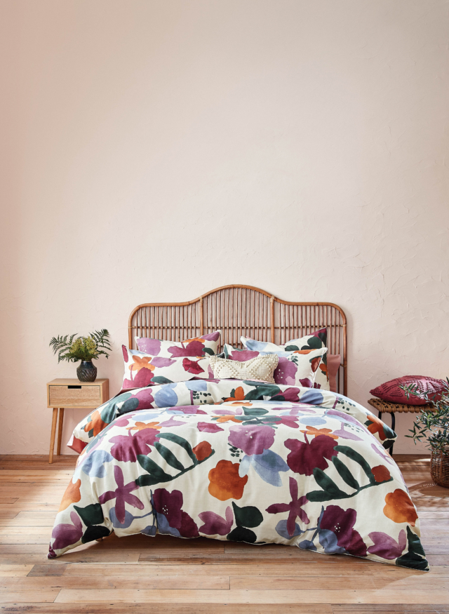Target quilt cover set