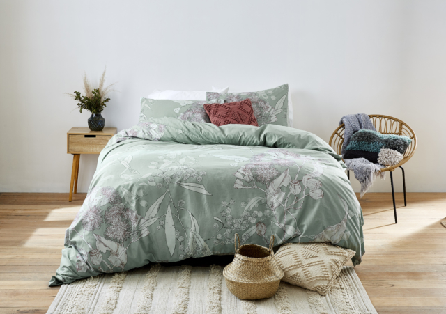 Target Nellie quilt cover set
