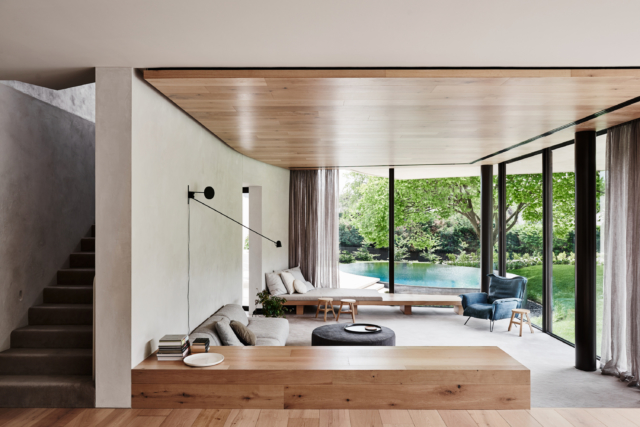 Canopy House by Leeton Pointon. Photography: Lisa Cohen