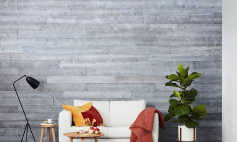 Self adhesive wall panels: perfect for adding texture