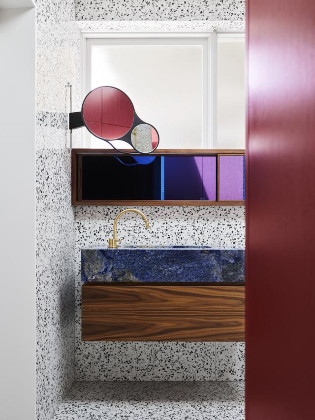 'Chung kết Thiết kế phòng tắm nhà ở tốt nhất' Dự án Caulfield North của Flack Studio