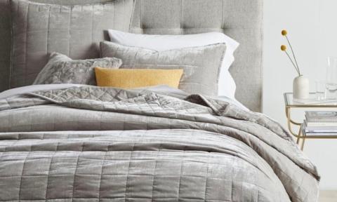 west elm bed linen