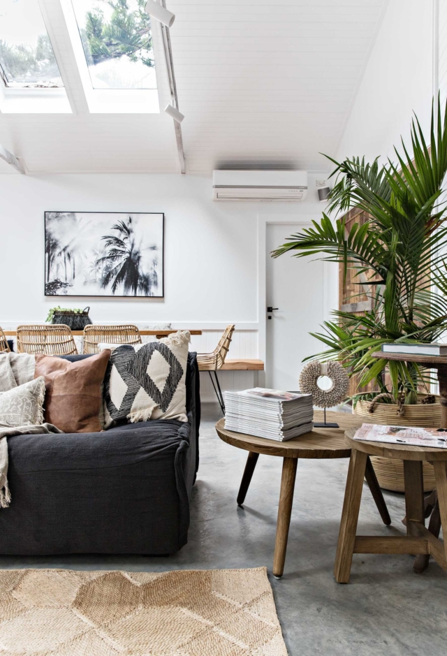SOUL cottage living room