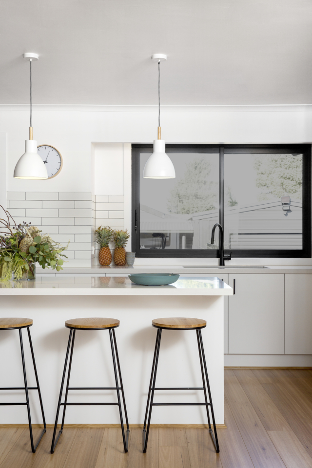 Before After A Jaw Dropping Kitchen Renovation The