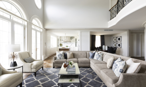 Real home: French inspired new build in Sydney hills