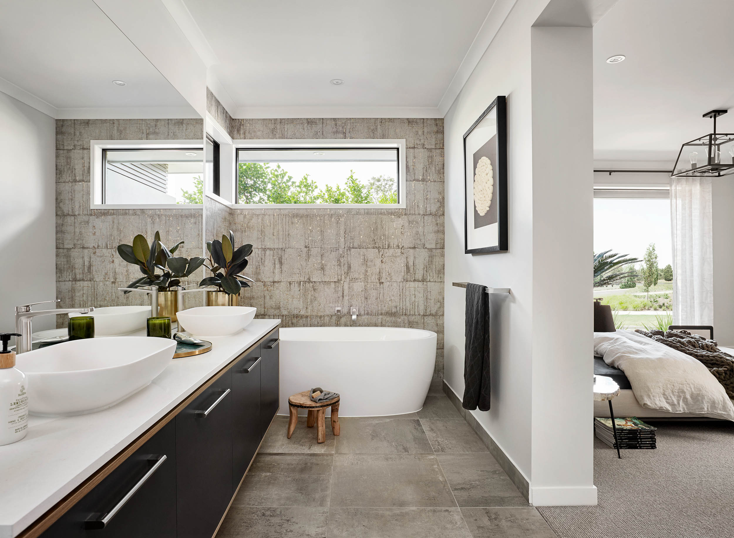 En suite bathroom: perfecting the day spa vibe - The ...