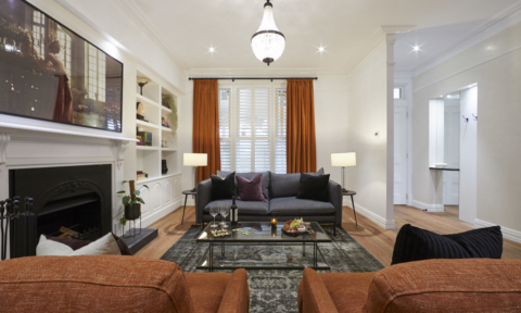 The Block 2019: formal living room reveals