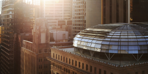 50 Martin Place. Photo: Peter Bennetts